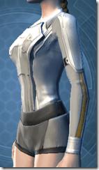Battle Armor - Female Left