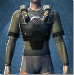 Battle Armor - Male Front