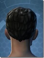 Battle Headguard - Female Back