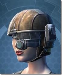 Brocart Cap - Female Left