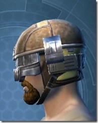 Brocart Cap - Male Left
