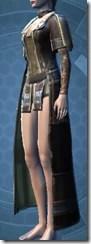 Brocart Coat - Female Left
