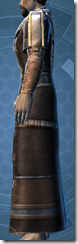 Brocart Coat - Male Left
