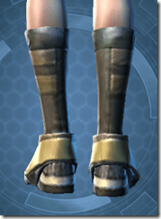 Brocart Footwear - Female Back