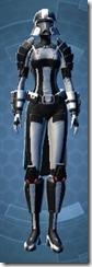 Dark Legionnaire - Female Front