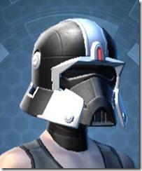 Dark Legionnaire Female Helmet