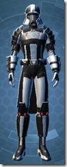 Dark Legionnaire - Male Front
