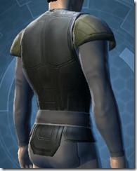 Guardsman's Chestguard - Male Right