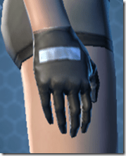 Guardsman's Gloves - Female Right