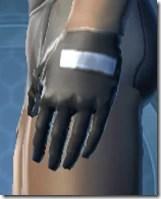 Guardsman's Gloves - Male Left