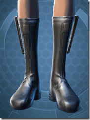 Guardsman's Treads - Female Front
