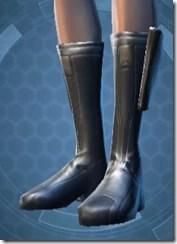 Guardsman's Treads - Female Left