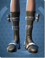 Indignation Boots - Female Front