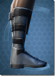 Indignation Boots - Female Right