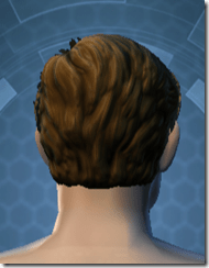 Indignation Headgear - Male Back