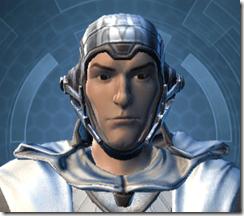 Indignation Headgear - Male Hides Hood