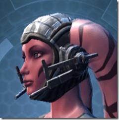 Indignation Headgear - Twi'lek Left