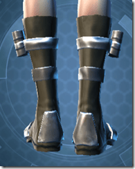 Inspiration Boots - Female Back