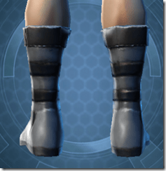 Inspiration Boots - Male Back