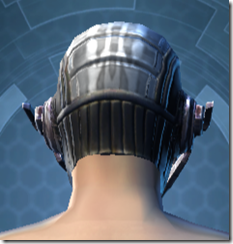 Inspiration Headgear - Male Back