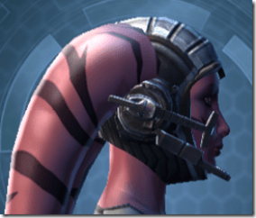 Inspiration Headgear - Twi'lek Right