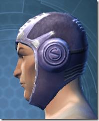 Introspection Headgear - Male Left