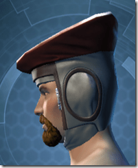 Introspection Headgear - Male Left