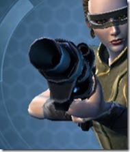 PW-12 Plasma Core Sniper Rifle Front
