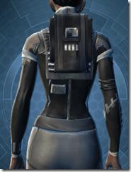 Plastoid Armor - Female Back