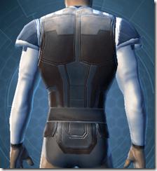 Plastoid Armor - Male Back