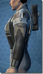 Plastoid Armor - Male Left