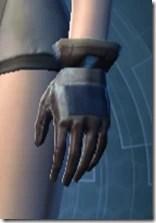 Plastoid Handguards - Female Left