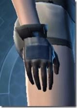 Plastoid Handguards - Female Right