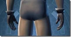 Plastoid Handguards - Male Back