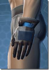 Plastoid Handguards - Male Left