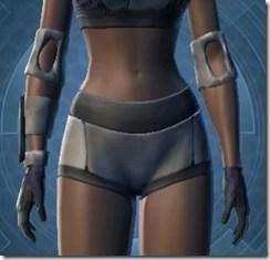 Plastoid Hangguards - Female Front