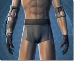 Plastoid Hangguards - Male Front