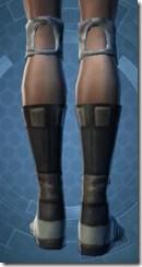 Plastoid Kneeboots - Female Back