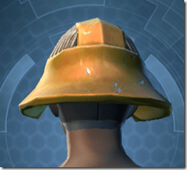 RD-13A Raider Helmet - Female Back
