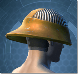 RD-13A Raider Helmet - Male Right