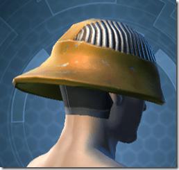 RD-13A Raider Helmet - Male Right