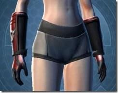 Revanite Champion Female Gloves