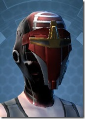 Revanite Champion Female Headgear