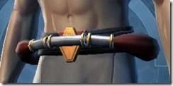 Revanite Champion Male Belt