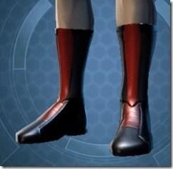 Revanite Champion Male Boots
