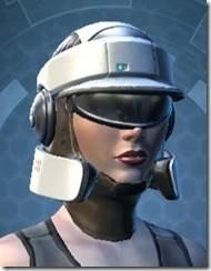 Rugged Infantry Female Helmet
