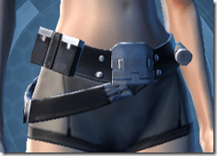 Scout Female Belt