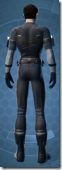 Scout - Male Back