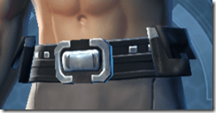 Scout Male Belt