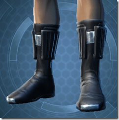 Scout Male Boots
